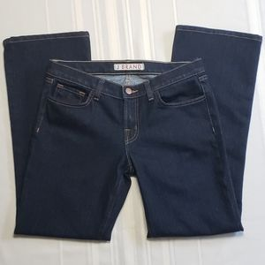 J BRAND Boot Cut Ink Jeans